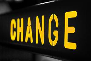 The Courage to Change – One Habit at a Time
