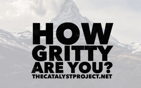 How Gritty are you?